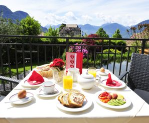 Hotel with breakfast Merano